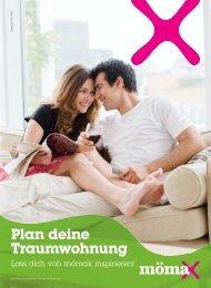 Plan deine Traumwohnung - Mömax
