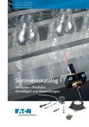 Sensoren - Produkte, Grundlagen und Anwendungen - Moeller