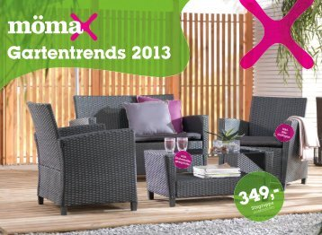 Gartentrends 2013