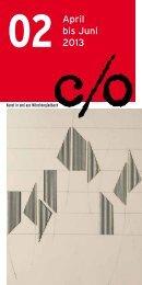 finden Sie den aktuellen c/o Kalender - Stadt Mönchengladbach