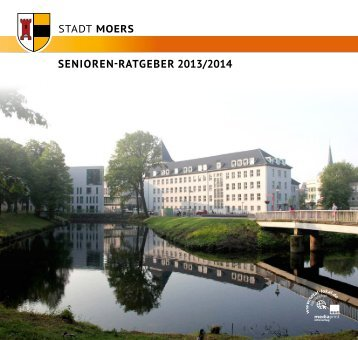 Seniorenratgeber 2013/2014 ( PDF -Datei) - Stadt Moers
