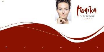 Beauty-Katalog - Hotel Monika