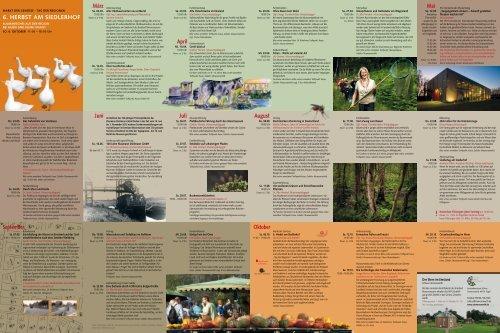 Jahresprogramm 2013 Download 756,32 K - Emsland Moormuseum