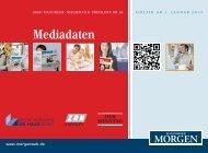 Mediadaten - Morgenweb