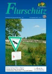 Ausgabe 267 vom 28.09.2013 - Gemeinde Morsbach