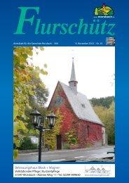 Ausgabe 269 vom 09.11.2013 - Gemeinde Morsbach