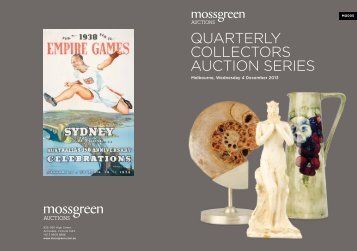 Download Catalogue (PDF) - Mossgreen