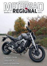 Yamaha mT-09 KorsiKa & NordlaNd EiCma aus iTaliEN - Motorrad ...