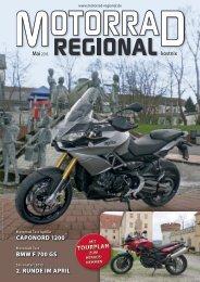 Motorrad Regional 05-13