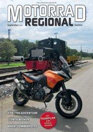 Motorrad Regional 09-13