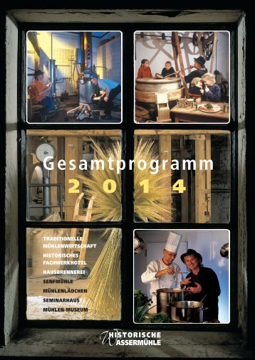 Gesamtprogramm 2014 als PDF - Historische Wassermühle Birgel