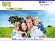 Atmen ist Leben - MPV MEDICAL GmbH