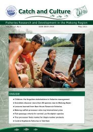 Download this issue - Mekong River Commission