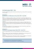 Kurz und knapp: Das Modellvorhaben und seine Evaluation - Seite 2