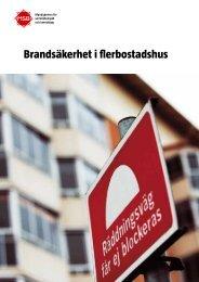 Brandsäkerhet i flerbostadshus - Myndigheten för samhällsskydd ...