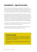 Brandsäkerhet i flerbostadshus - Myndigheten för samhällsskydd ... - Page 2