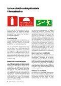 Brandsäkerhet i flerbostadshus - Myndigheten för samhällsskydd ... - Page 4