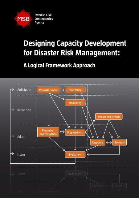 Designing Capacity Development for Disaster Risk Management : A ...