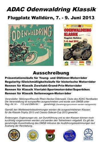 Walldürn - MSC Rockenberg eV im ADAC