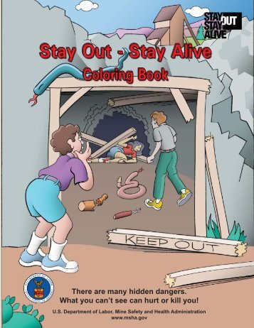 Coloring Book - Mine Safety and Health Administration
