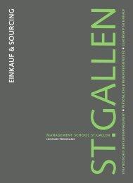 Download PDF - Management School St.Gallen