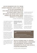 ET ØNSKE OM AT VÆRE PROAKTIV DRIVER DEN ... - Miljøstyrelsen - Page 4