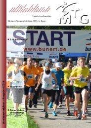 V ereinsnachrichten - Ausgabe 4/2013 - MTG Horst
