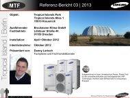 Tropical Island – Berlin DVM-Fidelio Integration - MTF GmbH
