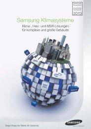 Samsung Klimasysteme - MTF GmbH