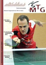 V ereinsnachrichten- Ausgabe 2/2013 - MTG Horst