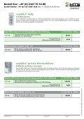 Download Preisliste - MTS Medication Technologies GmbH - Seite 4