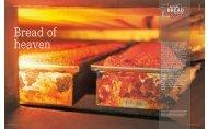 Bread of heaven - MTU