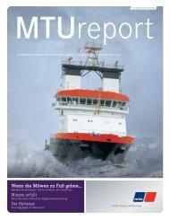 Wartungsvertrag für die maltesische Reederei Virtu Ferries - MTU