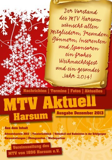 MTV Harsum - mtv-sg.de