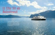 11 Uhr 50 ab Balestrand - MTU