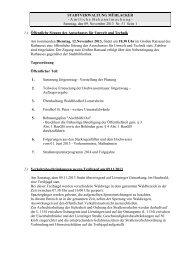 Samstag, den 09. November 2013 Nr. 51 Seite 1 1. - Stadt Mühlacker