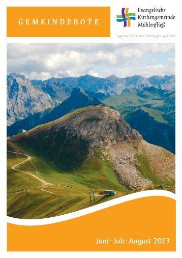 PDF-Download - Evangelische Kirchengemeinde Mühlenfließ