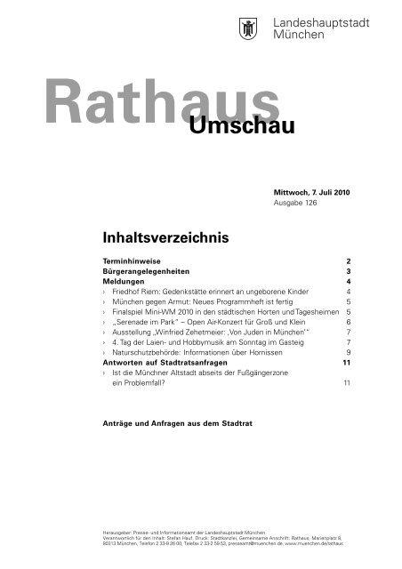 Rathaus Umschau 126.pdf vom 7. Jul.