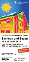 Programm-Flyer EnergieSparTage 2013.pdf - Münchner ...