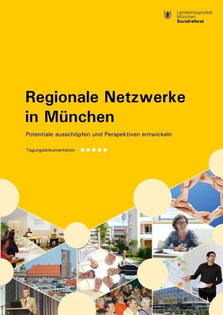 Regionale Netzwerke in München - Grüß Gott bei der Münchner ...