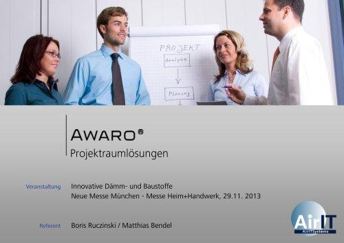 Projektraumlösungen - muenchner-fachforen.de