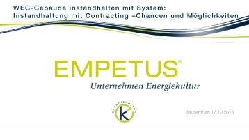WEG-Gebäude instandhalten mit System: Instandhaltung mit ...