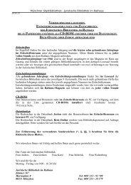 Aktuelles Zeitschriftenverzeichnis - Münchner Stadtbibliotheken
