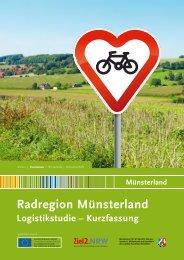 Kurzfassung Logistikstudie - Münsterland