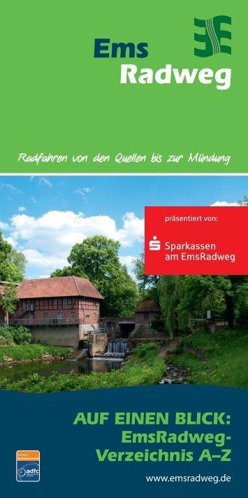 Serviceheft - Münsterland