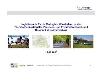 Langfassung Logistikstudie - Münsterland