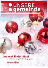 Advent findet Stadt - Stadtgemeinde Mürzzuschlag