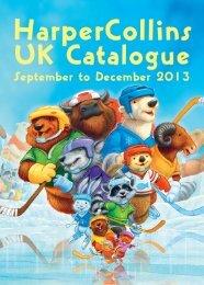 catalogue - HarperCollins Publishers