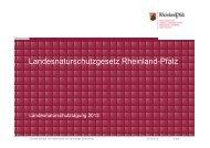 Landesnaturschutzgesetz Rheinland-Pfalz