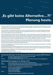 """Vom Westwall zum """"Grünen Wall im Westen"""" - Ministerium für ..."""